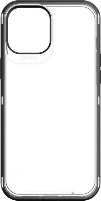 Gear4 Hackney 5G - obudowa ochronna do iPhone 12/12 Pro black - zdjęcie główne