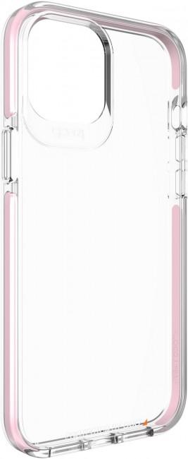 Gear4 Piccadilly - obudowa ochronna do iPhone 12 Pro Max rose gold - zdjęcie główne