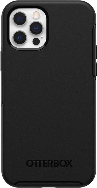 OtterBox Symmetry - obudowa ochronna do iPhone 12/12 Pro black - zdjęcie główne