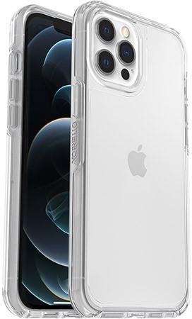 OtterBox SymmetryClear - obudowa ochronna do iPhone 12 Pro Max clear - zdjęcie główne