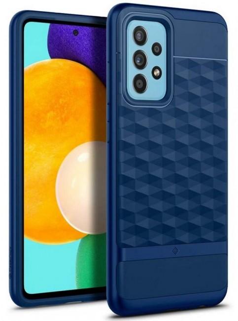 Spigen Caseology Parallax Galaxy A52/A52S LTE/5G classic blue - zdjęcie główne