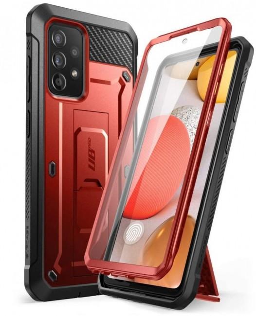 Supcase Unicorn Beetle Pro Galaxy A52 LTE / 5G ruddy - zdjęcie główne