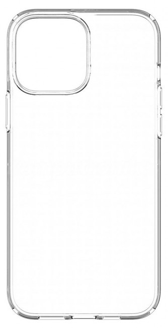 Spigen Liquid Crystal iPhone 13 Pro Max crystal clear - zdjęcie główne