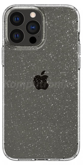 Spigen Liquid Crystal iPhone 13 Pro glitter crystal - zdjęcie główne