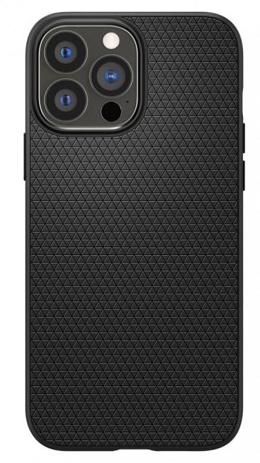 Spigen Liquid Air iPhone 13 Pro matte black - zdjęcie główne