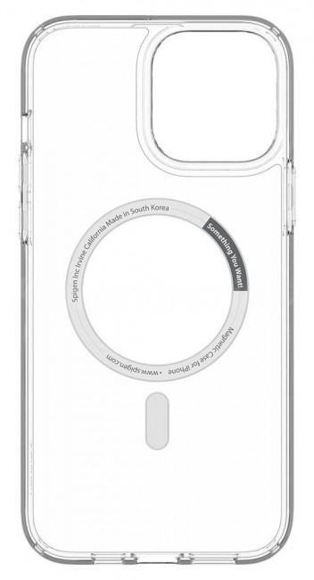 Spigen Ultra Hybrid Mag Magsafe iPhone 13 Pro white - zdjęcie główne