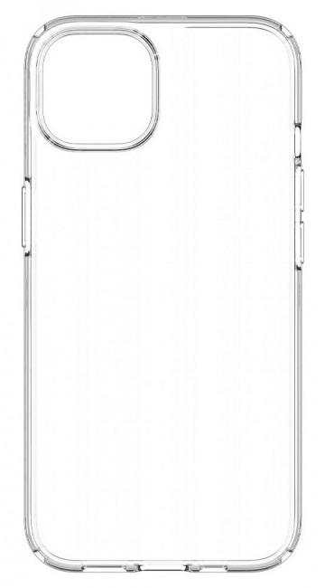 Spigen Liquid Crystal iPhone 13 Mini crystal clear - zdjęcie główne