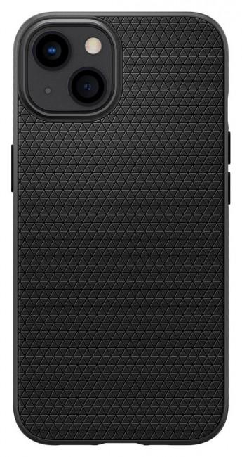 Spigen Liquid Air iPhone 13 Mini matte black - zdjęcie główne