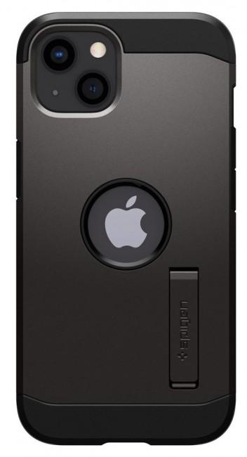 Spigen Tough Armor iPhone 13 Mini gunmetal - zdjęcie główne