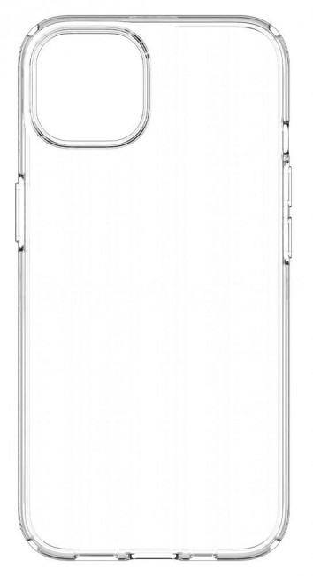 Spigen Liquid Crystal iPhone 13 crystal clear - zdjęcie główne