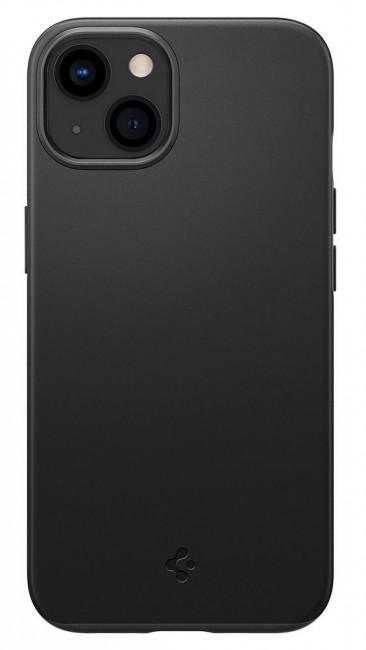 Spigen Thin Fit iPhone 13 Mini black - zdjęcie główne