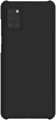 Samsung Premium Hard Case do Galaxy A31 black - zdjęcie główne