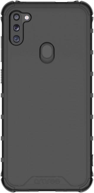 Samsung M Cover do Galaxy M11 black - zdjęcie główne