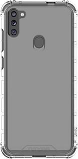 Samsung M Cover do Galaxy M11 transparent - zdjęcie główne