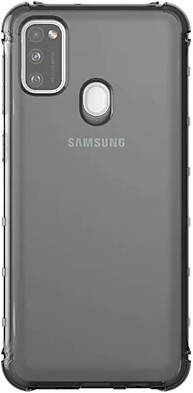 Samsung M Cover do Galaxy M21 black - zdjęcie główne