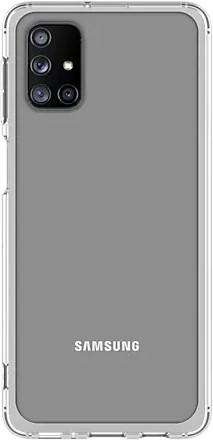 Samsung M Cover do Galaxy M31s transparency - zdjęcie główne