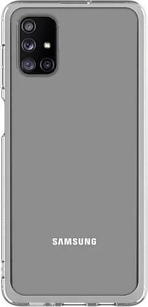 Samsung M Cover do Galaxy M51 transparent - zdjęcie główne