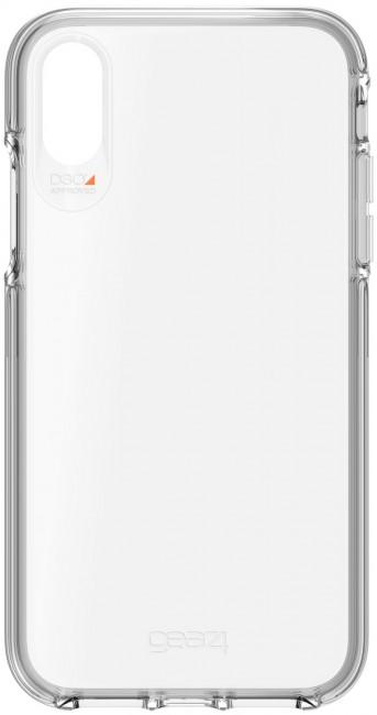 Gear4 D30 Crystal Palace - obudowa ochronna do iPhone XR przeźroczysty - zdjęcie główne