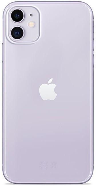 Puro 0.3 Nude - etui iPhone 12 Mini przezroczysty - zdjęcie główne