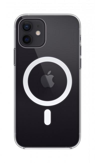 Apple iPhone 12   12 Pro Clear Case with MagSafe - zdjęcie główne