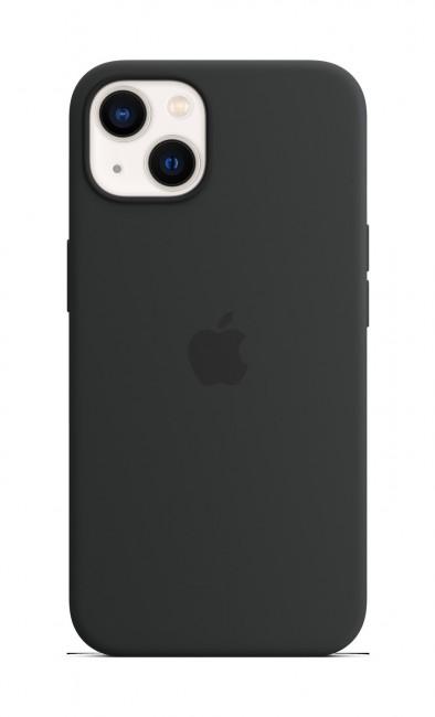 Apple iPhone 13 Silicone Case with MagSafe – midnight - zdjęcie główne