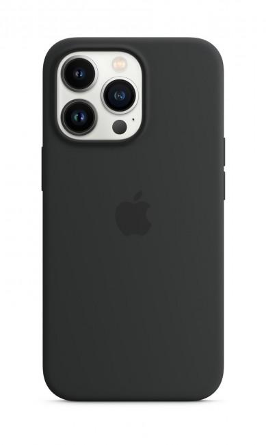 Apple iPhone 13 Pro Silicone Case with MagSafe – midnight - zdjęcie główne