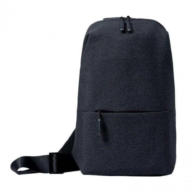 Xiaomi Mi City Sling Bag dark grey - zdjęcie główne