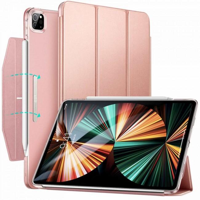 ESR Ascend Trifold iPad Pro 11 2020/2021 rose gold - zdjęcie główne