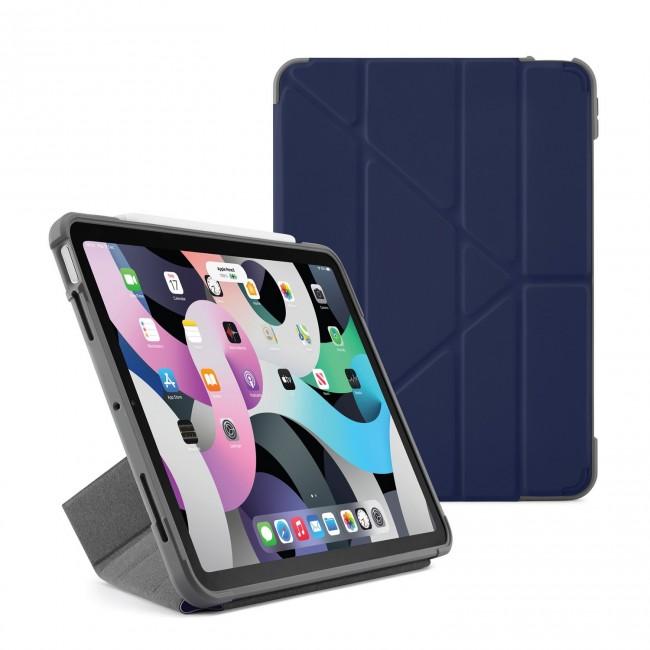 """Pipetto Origami No2 Shield do iPad Air 10.9"""" 2020 dark blue - zdjęcie główne"""
