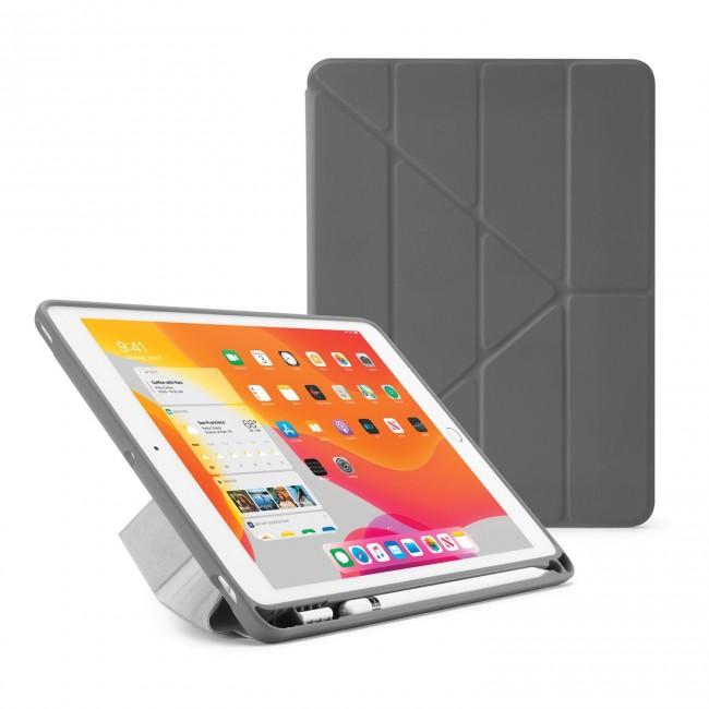 """Pipetto Origami No3 Pencil Case do Apple Pencil do iPad 10.2"""" 2019 dark grey - zdjęcie główne"""
