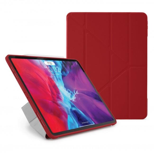"""Pipetto Origami No1 Original TPU do iPad 12.9"""" Pro czerwony - zdjęcie główne"""