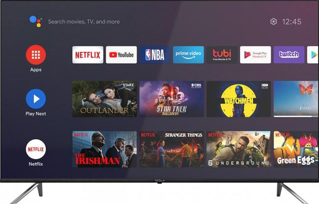 TESLA 55S905BUS LED 4K Android TV - zdjęcie główne