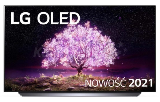 LG OLED65C11LB - zdjęcie główne