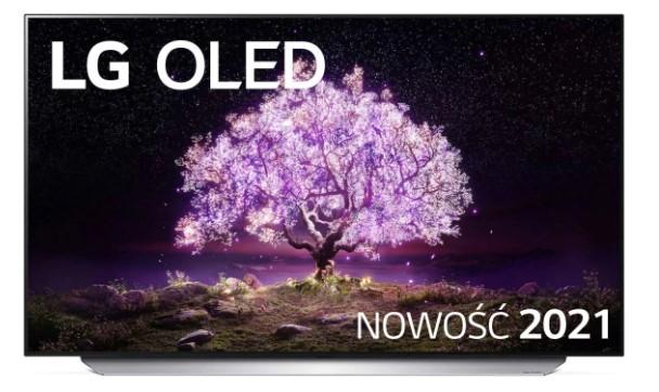 LG OLED55C12LA - zdjęcie główne