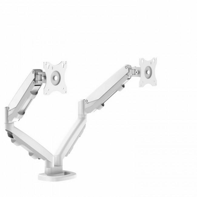 Fellowes ramię na 2 monitory EPPA™ (9683501) białe - zdjęcie główne