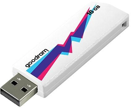 GOODRAM 16GB UCL2 biały - zdjęcie główne