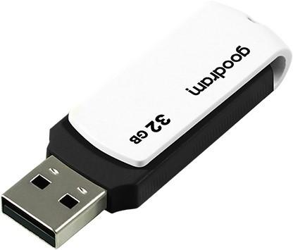 GOODRAM 32GB UCO2 czarno biały - zdjęcie główne