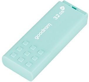 GOODRAM 32GB UME 3 Care błękitny [USB 3.0] - zdjęcie główne