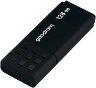 GOODRAM 128GB UME 3 czarny [USB 3.0] - zdjęcie główne