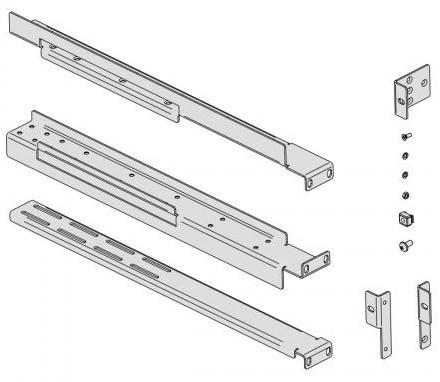 Ever rack kit do ups RT 600-1000mm - zdjęcie główne