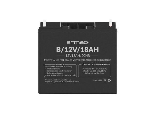 Armac Bateria do UPS 12V/18Ah - zdjęcie główne