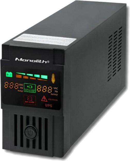 Qoltec Monolith LCD 53952 - zdjęcie główne