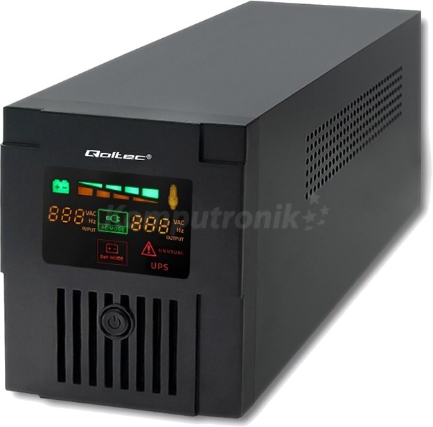 Qoltec Monolith LCD 53955 - zdjęcie główne