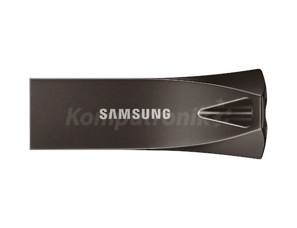 Samsung 128GB BAR Plus Titan Gray USB 3.1 - zdjęcie główne
