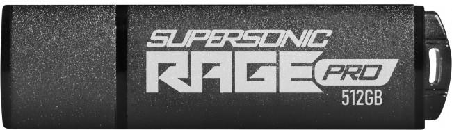 Patriot PenDrive Supersonic Rage PRO 512GB USB 3.2 - zdjęcie główne