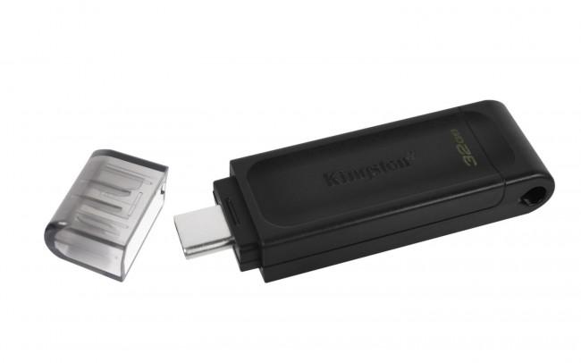 Kingston DataTraveler 70 32GB USB 3.2 Gen 1 Type-C - zdjęcie główne