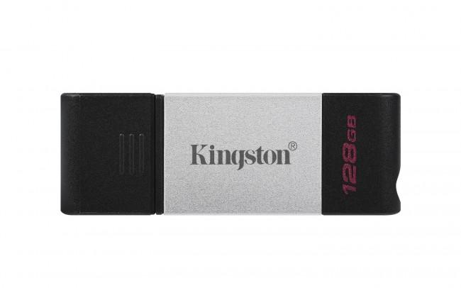 Kingston DataTraveler 80 128GB USB 3.2 Gen 1 Type-C - zdjęcie główne