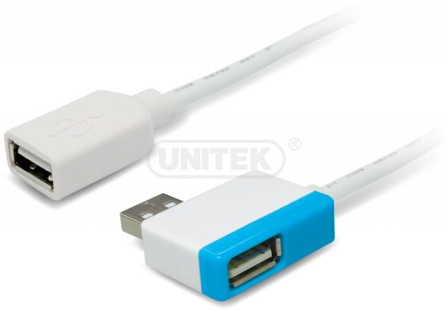 Unitek USB 0.15m - zdjęcie główne
