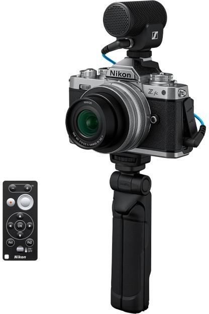 Nikon Z fc Vlogging - zdjęcie główne