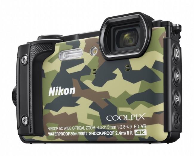Nikon COOLPIX W300 Moro zestaw Holiday - zdjęcie główne